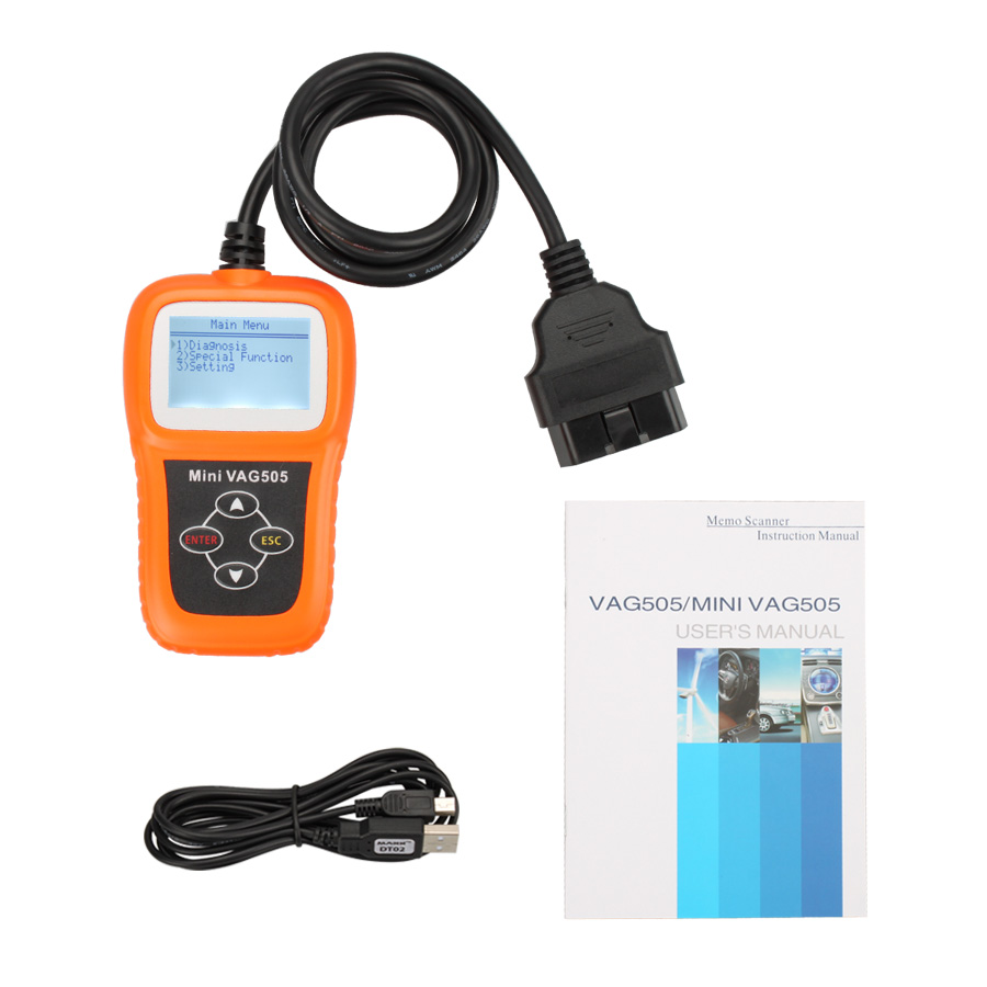 Mini VAG505 Super Professional VW/AUDI Scanner