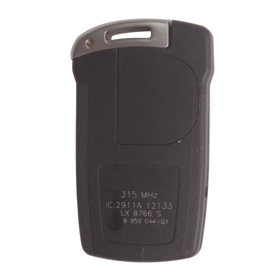 New Smart Key Shell 4 Button for BMW 7 Series