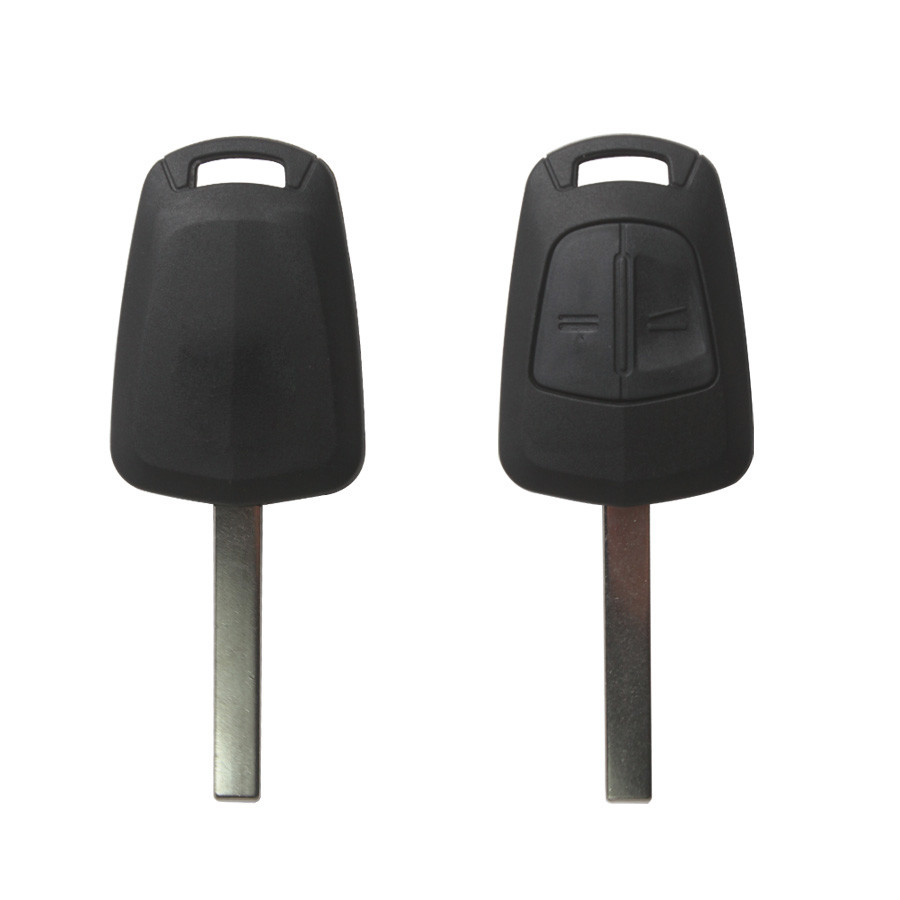 Remote Key Shell 2 Button For Opel 5pcs/lot