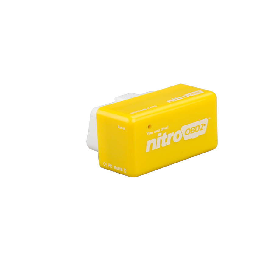 Plug And Drive Nitroobd2 Performance Chip Tuning Box For