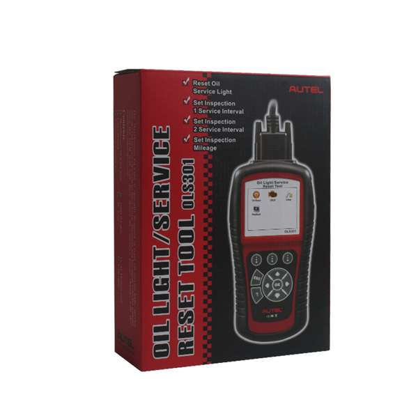 Autel OLS301 Oil Light and Service Reset Tool Update online lifetime for free
