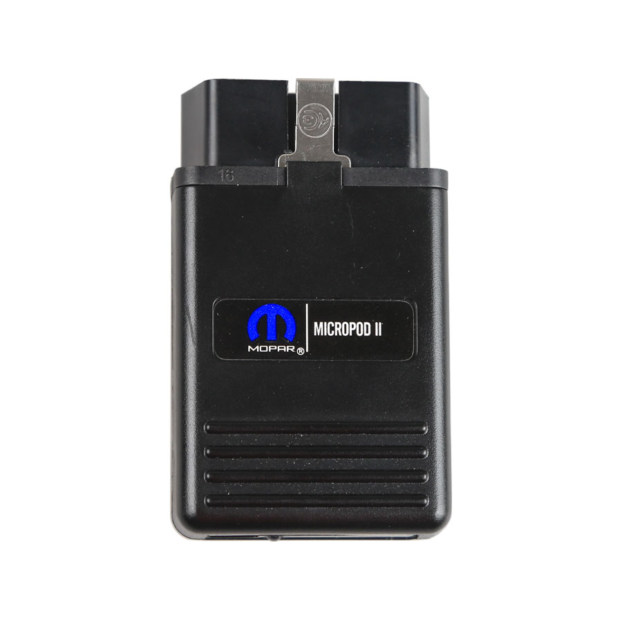 Best Quality V17.03.01 wiTech MicroPod 2 Diagnostic Programming Tool for Chrysler Multi-language