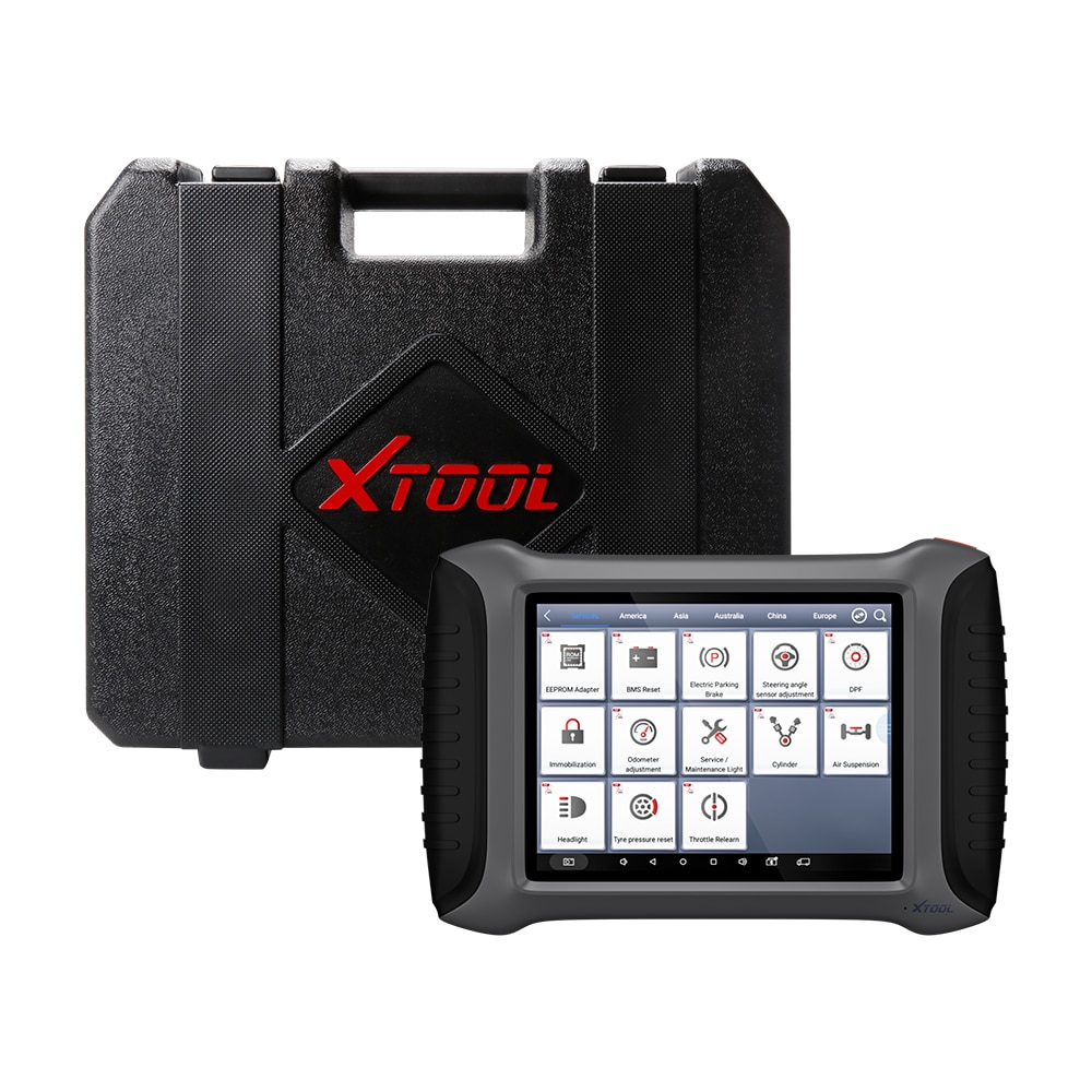 Xtool A80 H6 All System Diagnosis Key Programmer & Odometer Adjustment Tool with Free EEPROM Adapter
