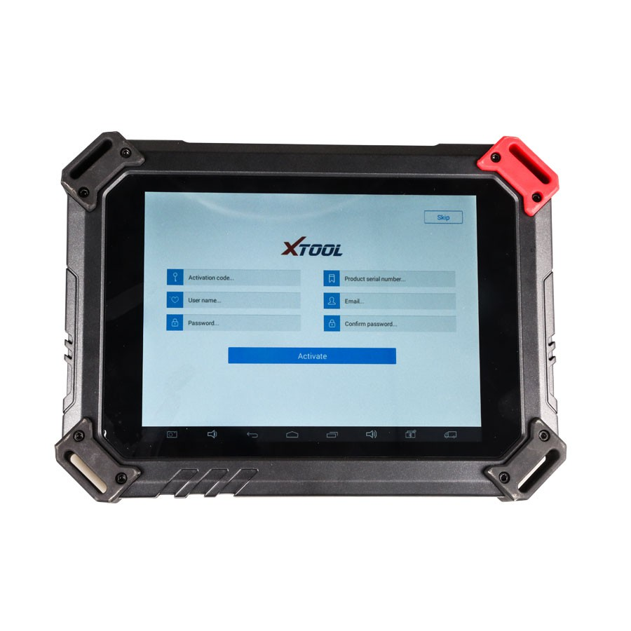 (Xmas Sales)XTOOL EZ500 HD Heavy Duty Full System Diagnosis System with Special Function(Perfect as PS80 HD)