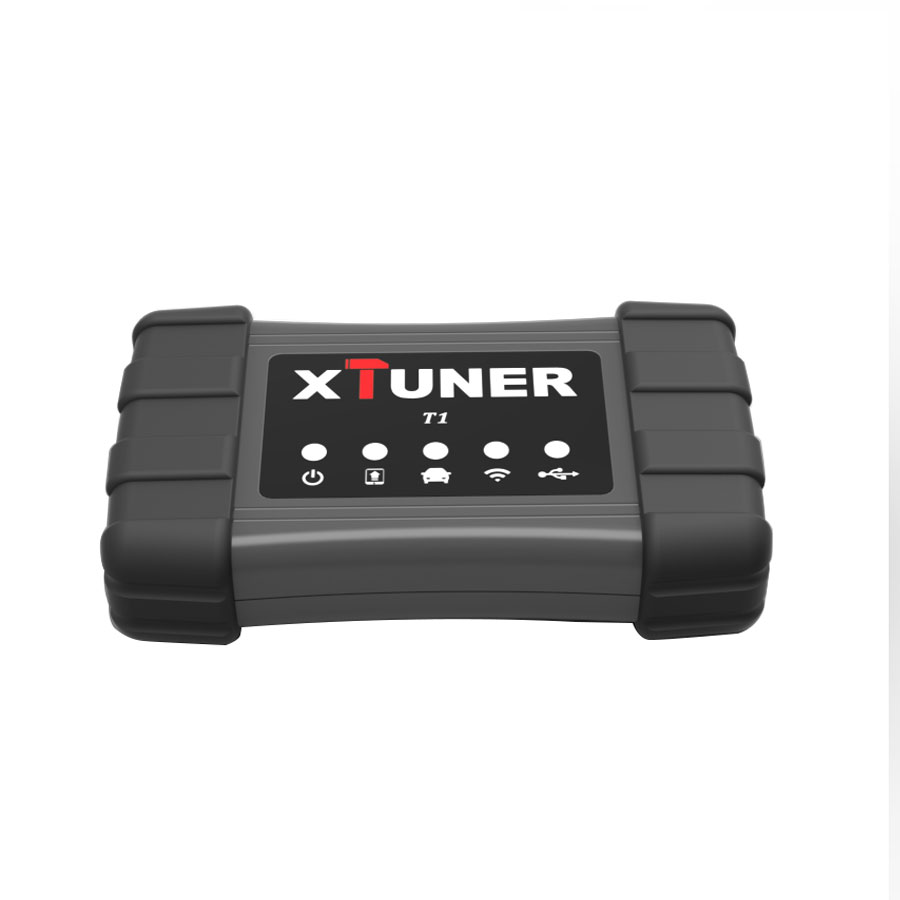 XTUNER T1 HD V5.5 Heavy Duty Trucks Auto Intelligent Diagnostic Tool Support WIFI